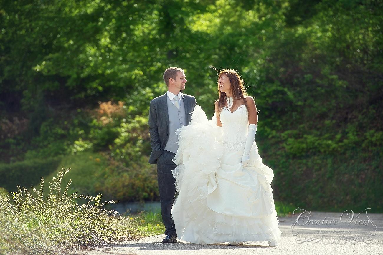 Photos mariage naturelles